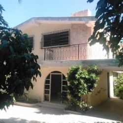 Beautiful House for Sale in Thomassin, Haiti
